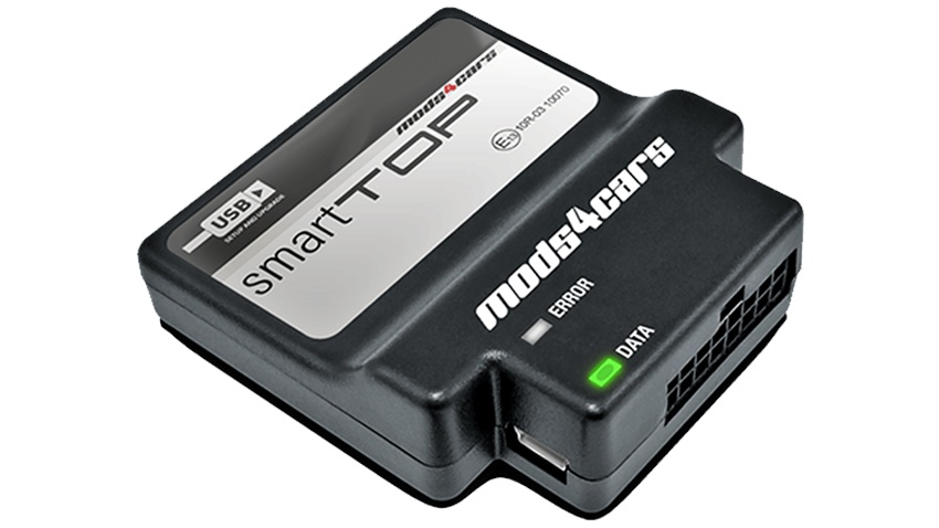 Smarttop for Mercedes