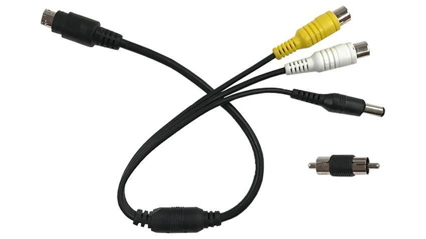 Clarion Backup Monitor Adapter