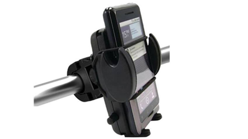 Motorcycle Handlebar cell phone Mount