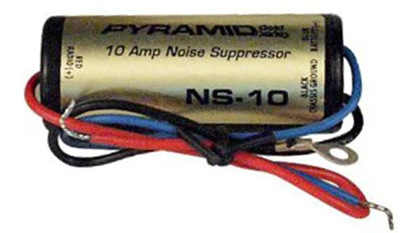 Engine InLine Noise Suppressor