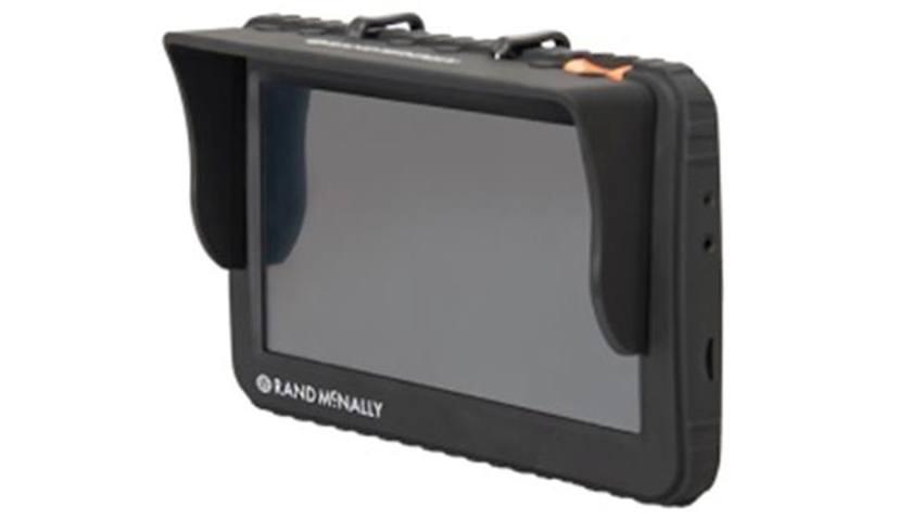 Rand Mcnally Monitor GPS sun shield