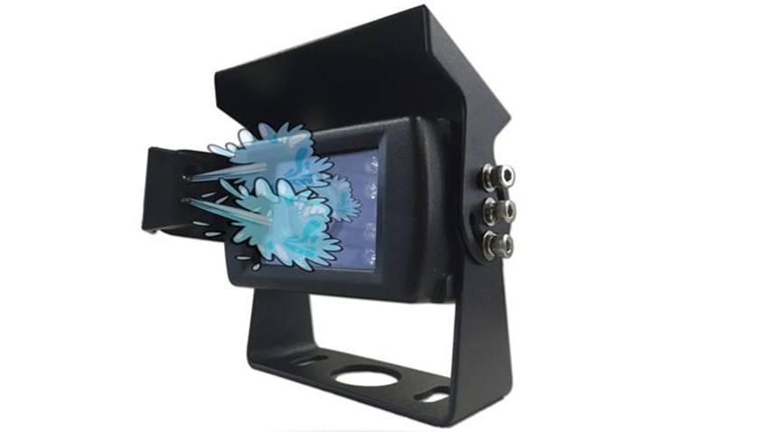 Washing System for RV Camera