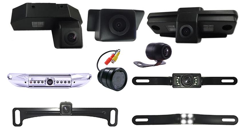 Nissan Backup Camera System on