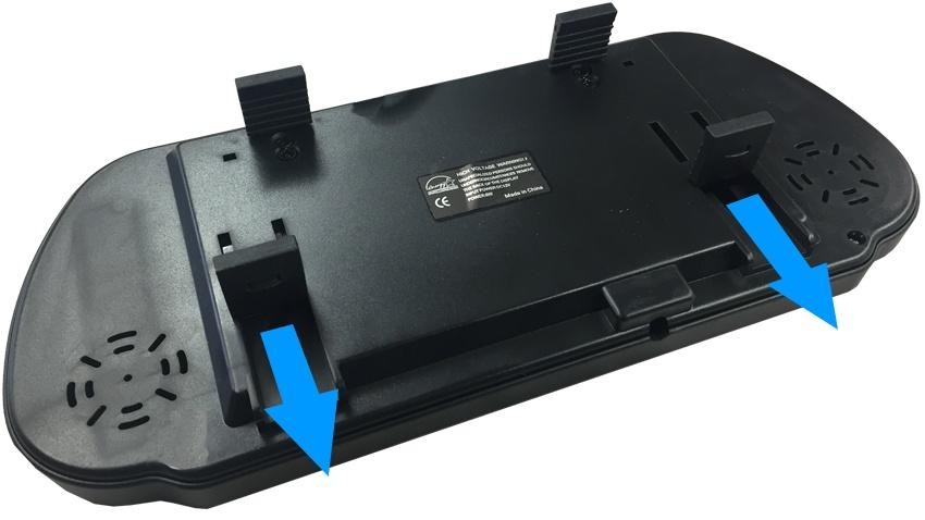 Wireless Rv Backup Camera System With Dual Rear Camera 2