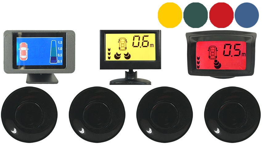Choose the sensor display thats perfect for you