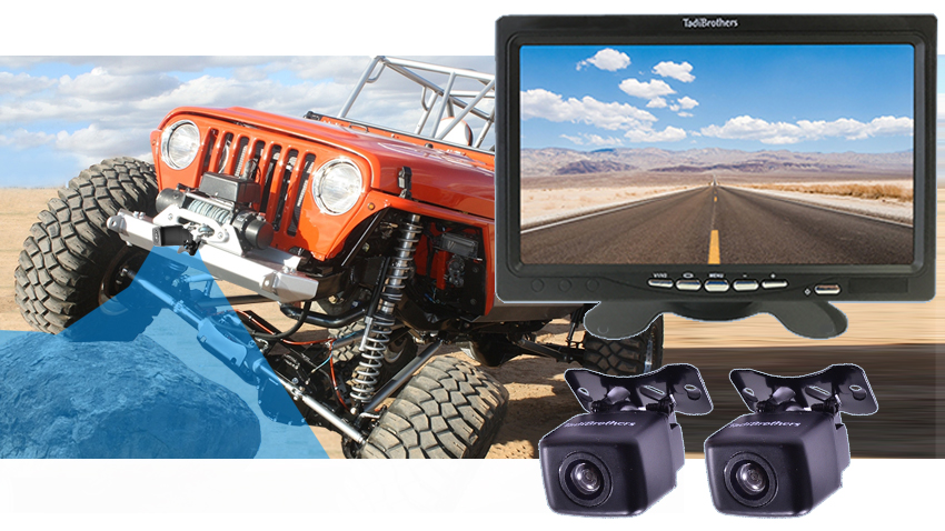 Rock Crawler Camera System