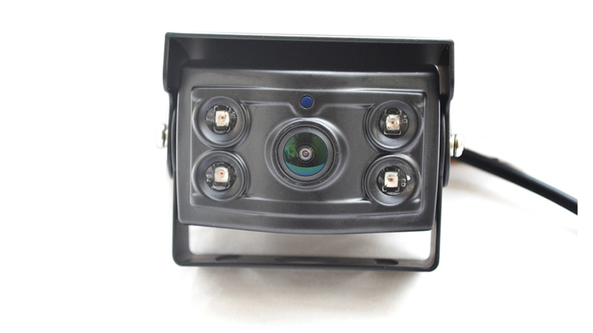 The 170 degree ultra-wide panoramic RV backup camera is the widest angle available. This camera will show you the view behind and to each side.