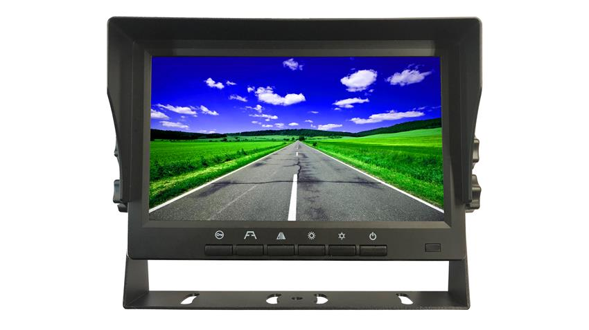 Digital 7-inch Screen for 2 digital wireless cameras
