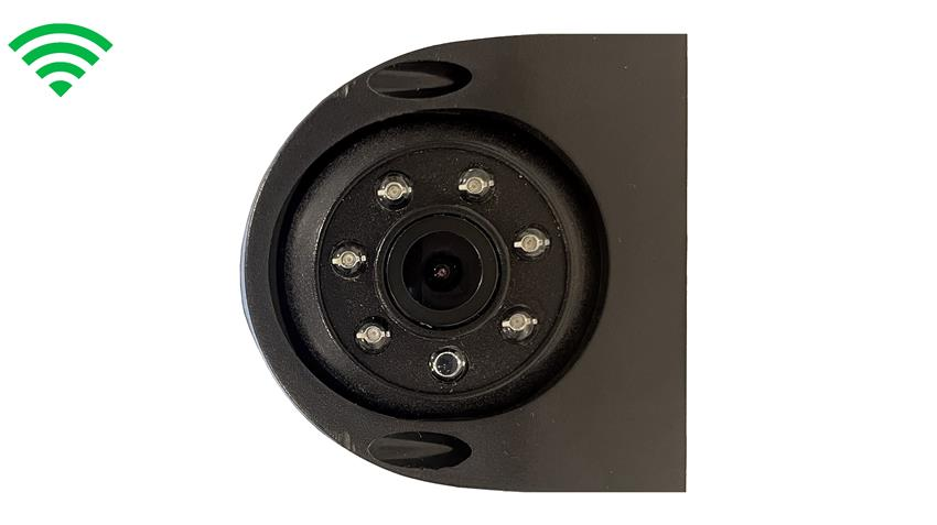 Aftermarket Wireless Side View Camera with 150Ft Range. Popular with RV's, Trailer, Fifth Wheel and other commercial vehicles