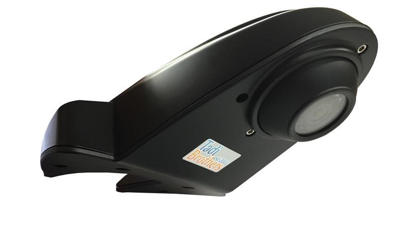 commercial backup overhang camera