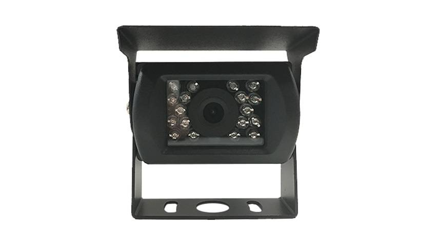 RV box backup camera