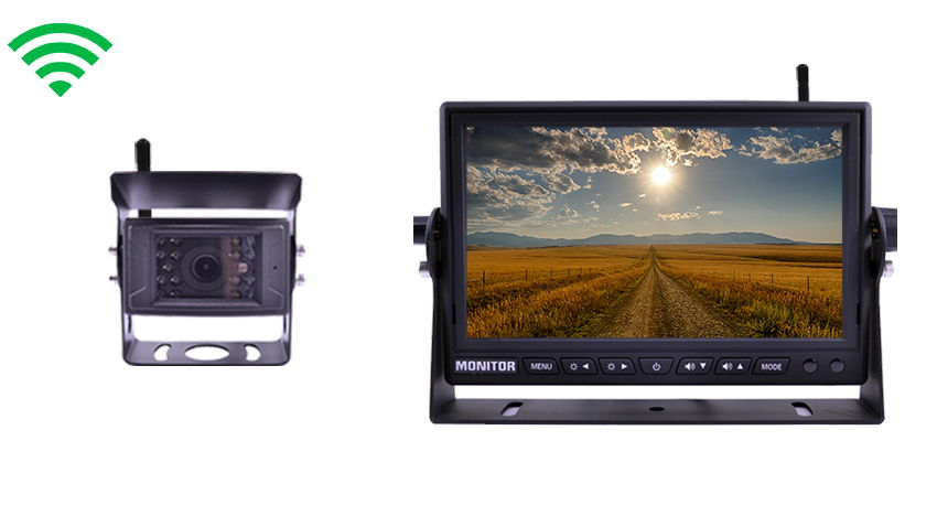 Why should I get a wireless backup camera system?