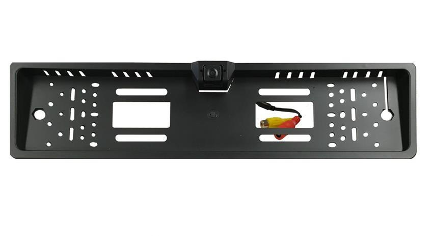 european License plate backup camera