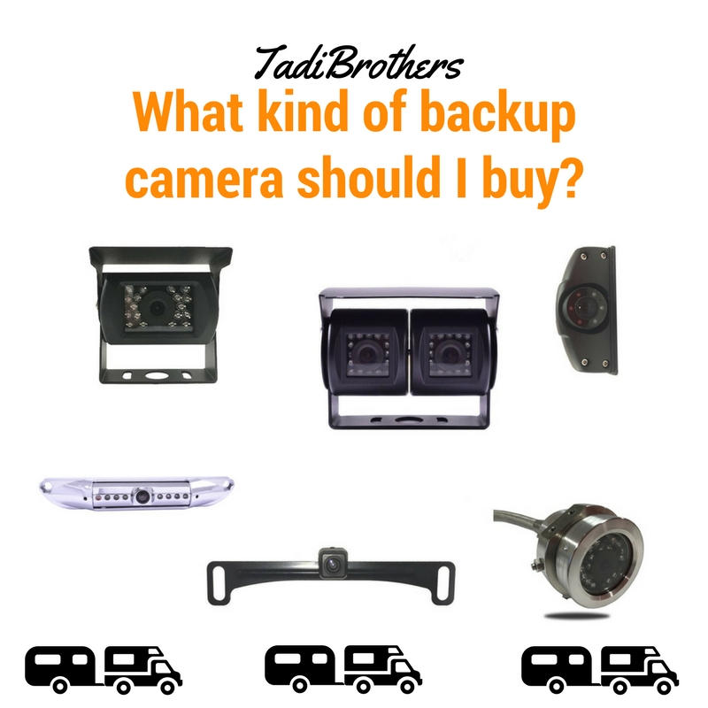 What kind of backup camera should i buy?