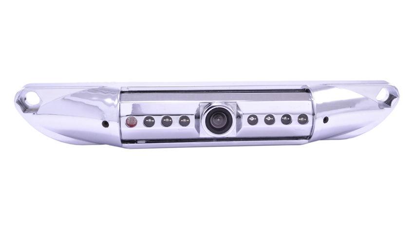 aftermarket license plate camera