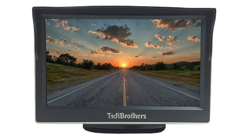 aftermarket 5 inch monitor