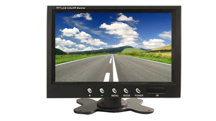 aftermarket 9 inch monitor for trucks