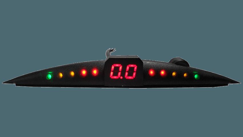parking sensor monitor