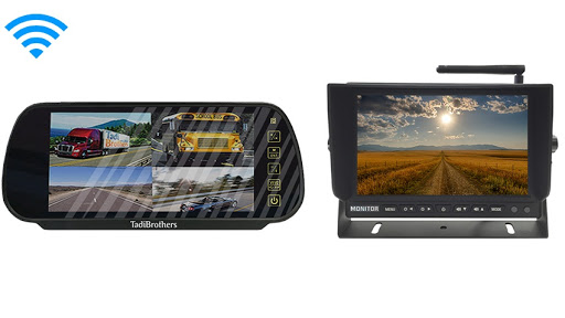 best-rear-view-monitor