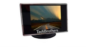 3.5 Inch Rearview Monitor under 200