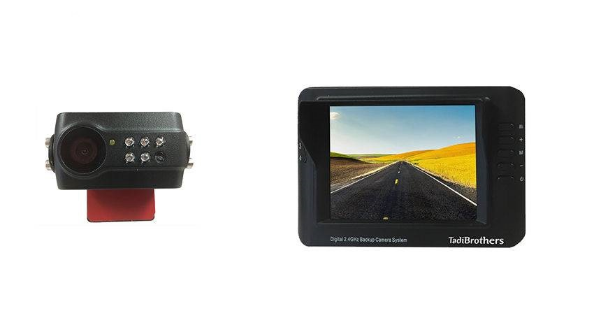 The best wireless license plate backup camera kit under $200