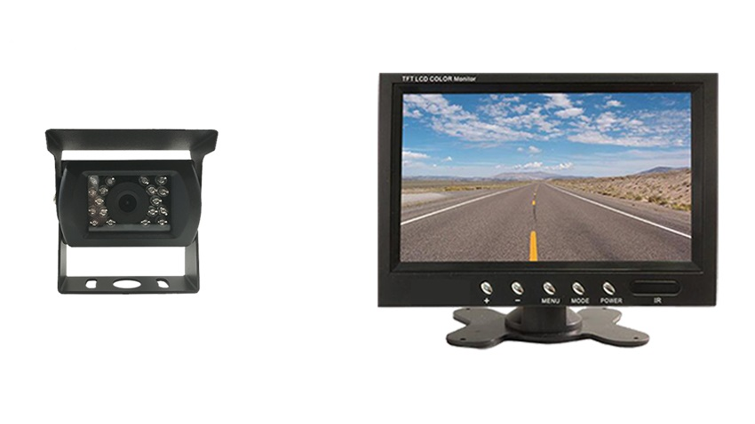 wireless rv backup camera kit