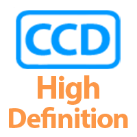 CCD (High Definition) Camera