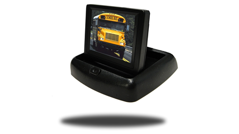 4.5 inch Pop-up LCD Monitor for any Backup Camera | SKU43202