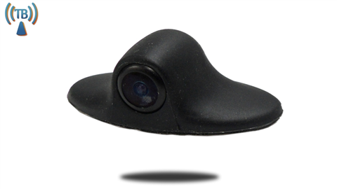 Wireless front view vehicle camera perfect for any bumper SKU5756819