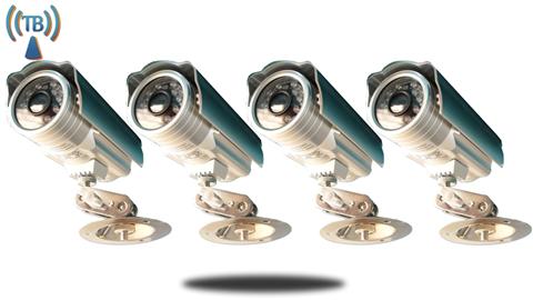 IP Camera (Outdoor IP) 4 PACK