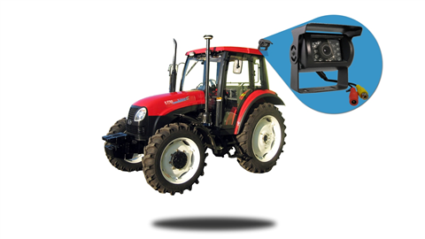 Commercial Backup camera system for Tractors | SKU115464