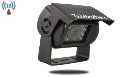120° Degree RV Backup Wireless Camera (Birds Eye View) with adjustable sun shield | SKU93100