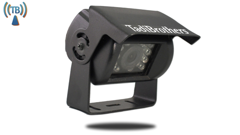 The 120° RV Backup Wireless Camera will broadcast flawlessly up to 65ft | SKU93111