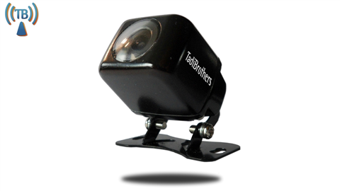 150° Backup Wireless Camera (Ice Cube) | SKU43426