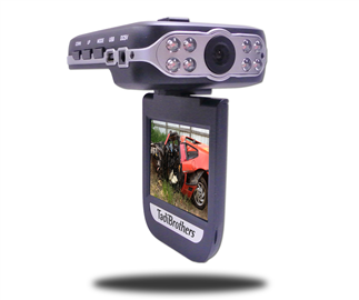 Dash Camera with Single Lens 2.5-Inch HD