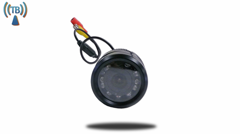 120° Degree Bumper Backup Camera (Wireless Hi-Res) | SKU93102