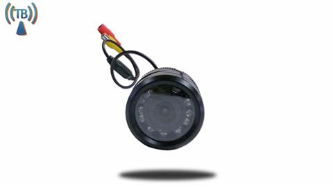 170° Bumper Backup Camera (Wireless Hi-Res) | SKU93104