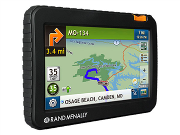 Rand McNally 7-Inch RV GPS (RVND 7720 LM) with optional Backup Camera (Lifetime map updates included)