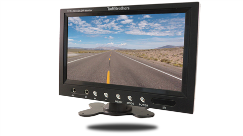 7-Inch LCD Monitor for any Backup Camera | SKU24122