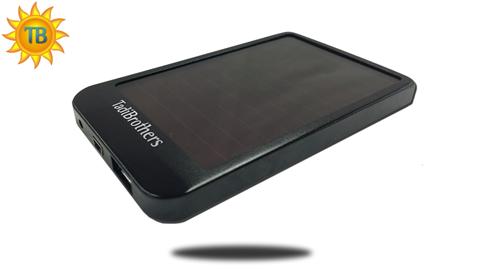 Ultra Thin Solar Panel for any Backup Camera System