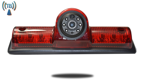 Nissan NV Third Brake Light Wireless Backup Camera (70ft Range and Birds Eye View) | SKU24399