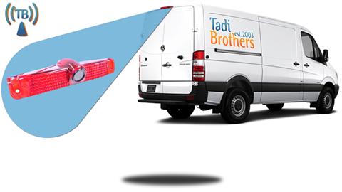 Wireless Backup Camera System|Mercedes Benz Sprinter Van|SKU80153