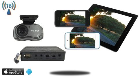 Digital Dash Camera with app -SKU32469