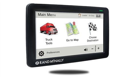 Rand Mcnally GPS