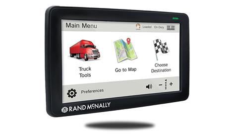 Rand Mcnally GPS