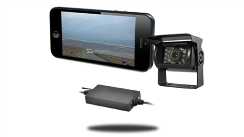 iPhone Wifi Backup Camera system for RV, Truck, Long Vehicle | SKU11559