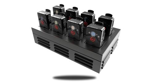 Body camera docking station SKU-91117 TadiBrothers