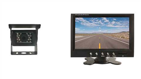 Wired RV Backup Camera kit and 7 Inch Monitor