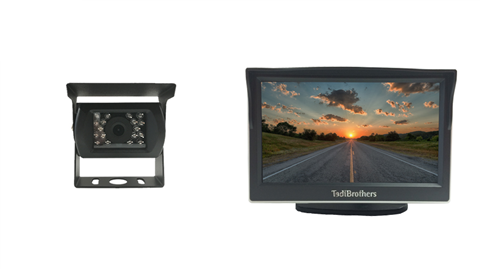 Wireless Aftermarket Backup Camera system | SKU50117 Great for 5th Wheels|RV's|Campers