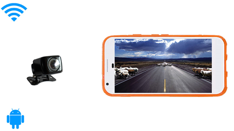 Android Backup Camera for Cars | SKU11558